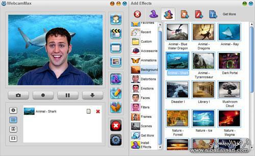 ������ ������ ������ ��������� ��� ������� �� ����� ��� WebcamMax 7.6.0.2