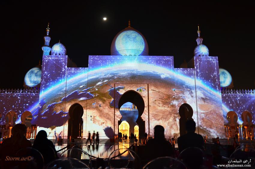 مسجد الشيخ زايد يفاجئ الزوار bilassan-13238982011